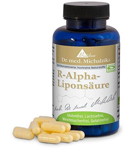 R-Alpha-Liponsäure 200 mg nach Dr. med. Michalzik, 120 Kapseln