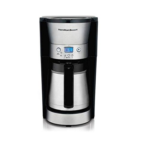 Hamilton Beach Thermal Coffee Maker - All Purposed Hamilton Beach 10-Cup Thermal Coffee Maker