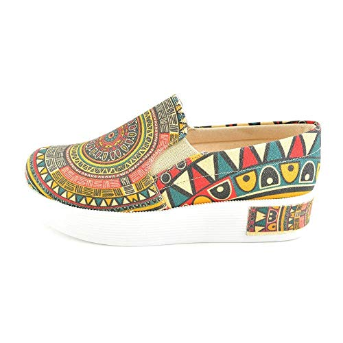 Slip On Vn4301 Shoes Pattern Sneakers ZUOqUd