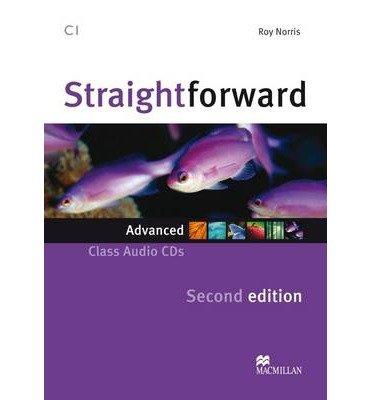 Download Straightforward Second Edition Class Audio CD Advanced Level (Straightforward) (CD-Audio) - Common pdf epub