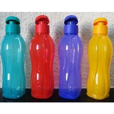 Nexxa - Juego de 2 recipientes para botella de agua (750 ml ...