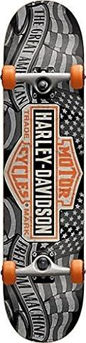 Darkstar Skateboards Harley Davidson Freedom Complete Skateboard - 7.25