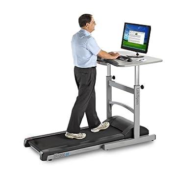 Lifespan Premium Treadmill Computer Desk