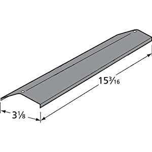 Amazon.com : Brinkmann Gas Grill Replacement Heat Plate ...