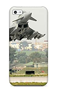 Fashion EoQVxAq14048ovfxN Case Cover For Iphone 5c(jet Fighter)