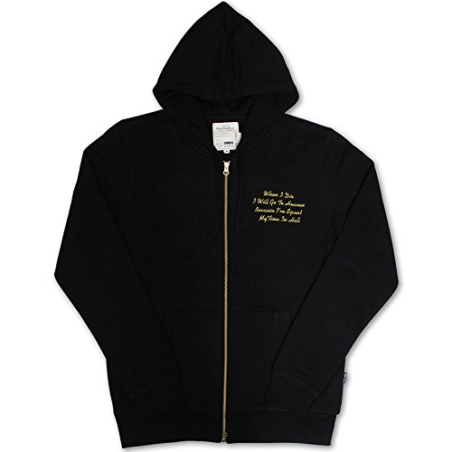 Diamond Supply Co Pacific Hoodie Black by Diamond Supply Co
