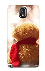 Freshmilk QiZJRl-2294-GhvfM Case For Galaxy Note 3 With Nice Toy Bears Toys Mood Appearance