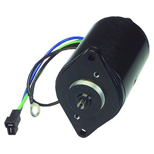 Parts Player New Tilt Trim Motor For OMC Johnson 2.5 3.0 5.7 1980-1985 982058 982706 40-393 40-416 EVD4001 EVD4002 (Outboard Omc Motor 1985)