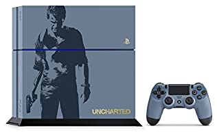 PlayStation 4 Uncharted Limited Edition