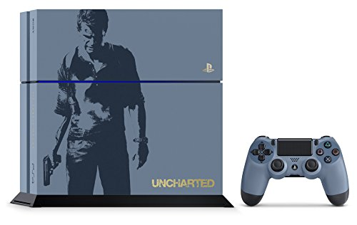 PlayStation 4 Uncharted Limited Edition by Sony Interactive Entertainment