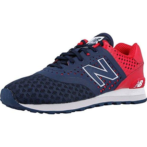 new balance 574 re engineered herren sneaker blau mtl574cc