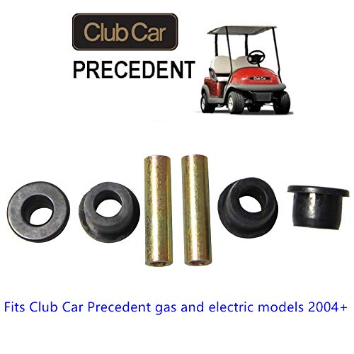 No. 1 accessories Front Leaf Spring for Club Car Precedent Golf Cart,Bushing and Sleeve Kit ()