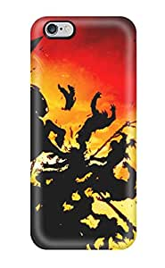 Perfect Wraith Of War Case Cover Skin For Iphone 6 Plus Phone Case Sending Screen Protector in Free