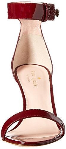 cheap sale newest Kate Spade New York Women's Ronia Wedge Sandal Red Chestnut good selling cheap online low shipping cheap online cheap tumblr cheap sale wholesale price 9MFYKIqYY