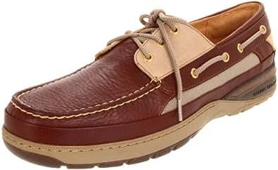 Sperry Top-Sider Men's Gold Billfish 3-Eye Boat Shoe,Tan,7 M