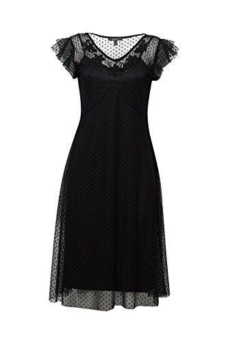 Nero Collection 001 Donna Vestito Black ESPRIT ZPRq8xw