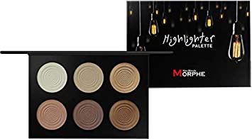 Buy Kiss Beauty Morphe Ace Powder Contour Bronzer Highlighter Palette Set Trimming Powder Makeup Face Contour Grooming Pressed Powder Highlighter Multi Jade Online At Low Prices In India Amazon In Hey guys here is review and swatches on the morphe high impact highlighters. buy kiss beauty morphe ace powder