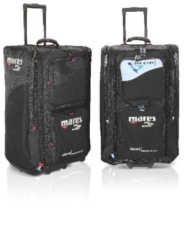 Mares Cruise Backpack Pro Dive Gear Bag - Scuba Equipment Bag