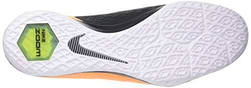 Nike Herren Hypervenomx Finale II IC Fußballschuhe Orange (Laser Orange/black-white-volt)