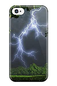 New Arrival Lightning Nature Other OKpazEH13404whUmI Case Cover/ 4/4s Iphone Case