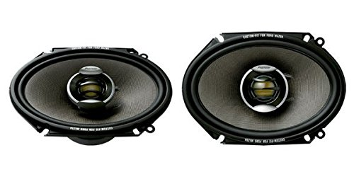 Pioneer TSD6802R 6 X 8 2-Way 260 Watt Speakers 60 Watt Dual Cone Speakers