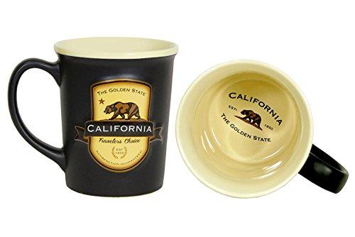 Americaware SEMCAL01 California Emblem Mug (Mug California)