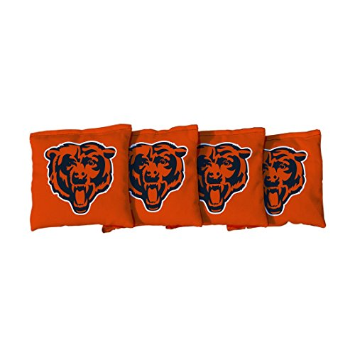 chicago bears corn hole bags - 6