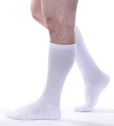 Allegro Unisex 10-15 mmHg Cushioned 196 Walking Compression Sock