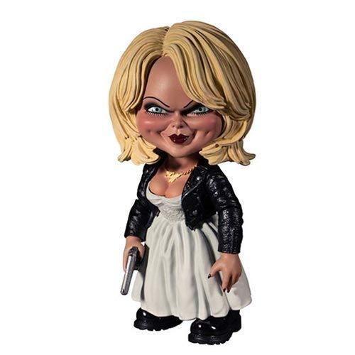 Mezko Child's Play Bride of Chucky Tiffany Stylized 6-Inch Action Figure ()