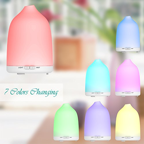 Soft-Digits-120-ml-Essential-Oil-Diffuser-Portable-Ultrasonic-Aromotherapy-Diffuser-Cool-Mist-Humidifier-with-Waterless-Auto-Shut-off-7-Color-LED-2-PACK-in-ONE-Box
