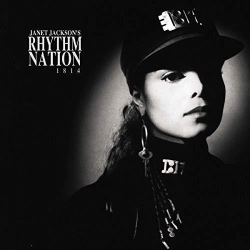 Janet Jackson's Rhythm Nation 1814 [2 LP]