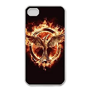 iphone4 4s Phone Case White hunger games ZKH9360628