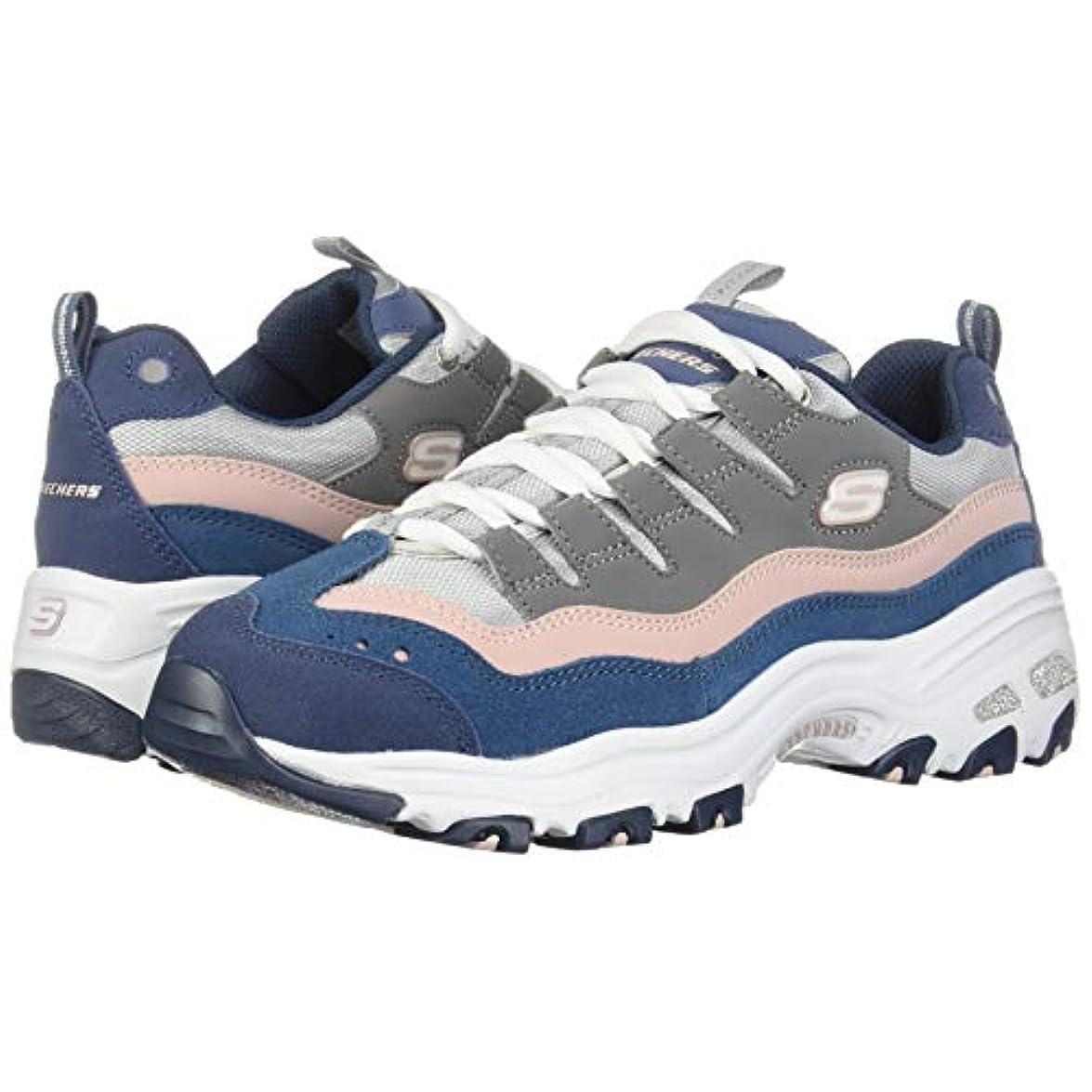 Skechers Sneaker Donna Navy pink