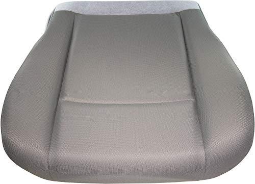 - APDTY 141522 Seat Bottom Cushion Compatible With 2001-2018 Ford E150 E250 E350 E450 Econoline Van (Cloth; Medium Flint aka Light Gray Color; Replaces 9C2Z-1562901-BA, AC2Z-1562901-BA)