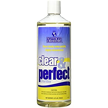 Amazon.com: Natural Química clara y perfecto 6-in-1 piscina ...
