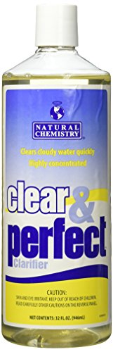Natural Chemistry 3500 Clear and Perfect Pool Water Clarifier, 1 Quart (Clarifier 1)