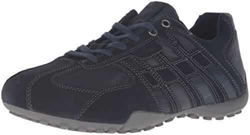 Geox U Snake K, Zapatillas para Hombre Blau (NAVYC4002)