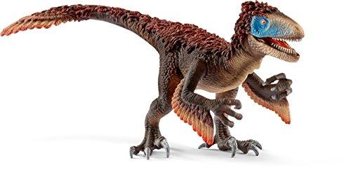 Giganotosaurus Dinosaur (Schleich North America Schleich Utahraptor Toy Figure)
