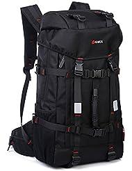 MATMO Large Capacity Waterproof Oxford Cloth Hiking Backpack Travel Dayback