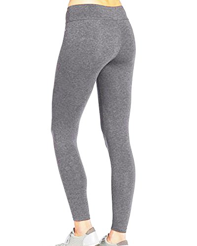 e171343265b51a iLoveSIA Women's Tights Capri Yoga Ankle Workout Leggings Pants US Size XL  Grey - Buy Online in UAE. | Apparel Products in the UAE - See Prices, ...