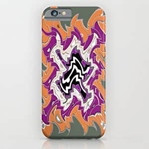 Society6 - Abstract Zees 9 iPhone 6 Case by Art Lahr