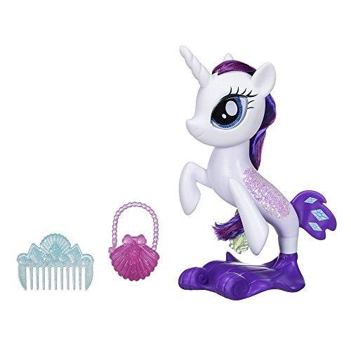 Zoey Ranch - My Little Pony: The Movie Glitter & Style Seapony Rarity