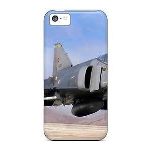 New Style StarFisher F 4 Phantom Premium Tpu Cover Case For Iphone 5c