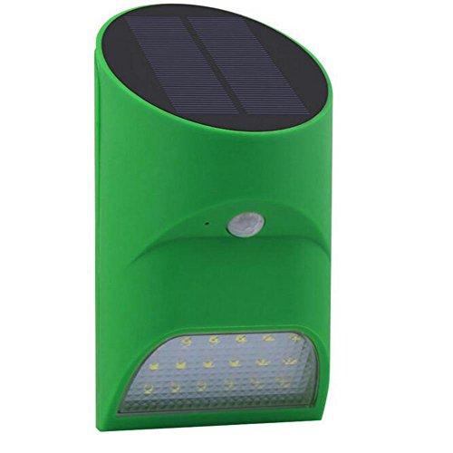 Village Green Solar Lighting in US - 1