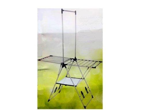 Greenway Indoor Outdoor Drying Rack with Mesh Shelf/GFR2019S