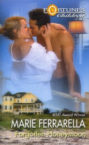book cover of Forgotten Honeymoon