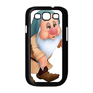 Disney Snow White And The Seven Dwarfs Character Grumpy Samsung Galaxy S3 9 Cell Phone Case Black gift pp001_6394700