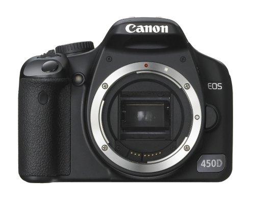 (Canon EOS 450D Digital SLR Camera (Body Only))