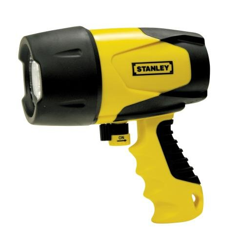 Stanley 5 Watt Led Rechargeable Spotlight: Stanley 5 Watt LED Rechargeable Waterproof Spotlight