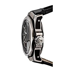 "Corum AC-One 45 ""Double Tourbillon"" Retrograde Date Titanium"